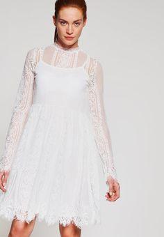 Navy London GRETA - Robe de soirée - white - ZALANDO.FR