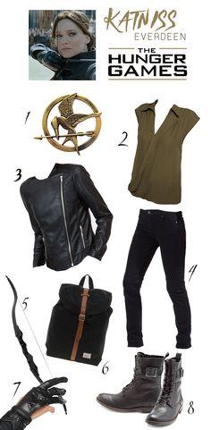 style/vestimentaire/katniss/everdeen - Recherche Google