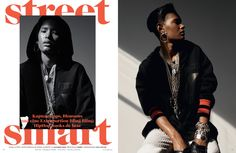 Streeters - News : Lookbooks - the Technology behind the Talent.