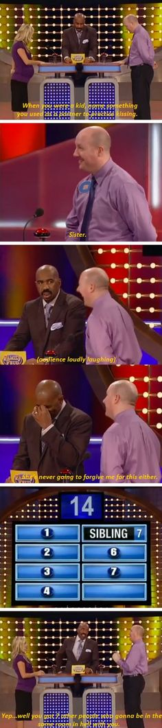 Funniest Family Feud Answers