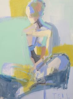 """Artist: Teil Duncan Dimensions: 24""""x18"""" Signed Print - Figure This a standard size image, and can be easily framed in a ready-made frame. This piece is available for local pickup if you are in Columbi"""