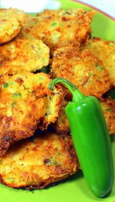 Oh BOY, Corn Fritters... But not just any corn fritters, these are LOADED with plenty of extras. Corn, Cheddar and Jalapeno P...