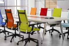 Wit Boardroom Chair Ergonomic Wit midback and highback chairs are equal parts design, comfort and value - keenly suited for task, conference and collaboration settings. #boardroom furniture conference room #boardroom furniture offices #boardroom furniture products #boardroom furniture interior design #boardroom furniture seating #boardroom furniture modern #boardroom furniture style #boardroom furniture chairs #boardroom chairs #colorful seating #modern seating #modern office chair