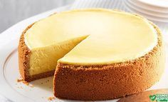 Low Carb New York Cheesecake :http://gesunderezepte.me/low-carb-new-york-cheesecake/