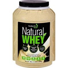Buy Bodylogix Protein Powder Natural Whey Vanilla Bean 1 85 Lb products at discounted price Natural Protein Powder, Natural Whey Protein, Whey Protein Powder, Vegan Protein Sources, Weight Gain Meals, Weight Loss, Protein Powder Recipes, Protein Power, Star Wars