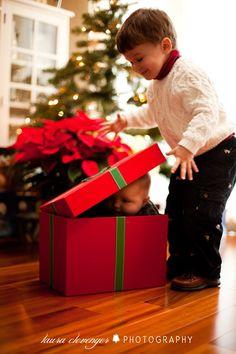 Pesänrakennus: Ideoita lapsen joulukorttikuviin