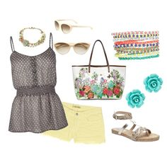 Summer Whimsy-love everything but the purse