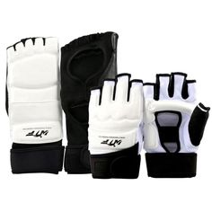 High Quality Taekwondo WTF ITF Ankle Protector Palm Protect Guard Judo  Wesing Martial Arts Gloves Boxing Karate Equipment Kids b10c9a415cd2