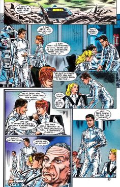 INNOVATION COMIC BOOK (ISSUE #09)