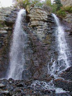 Utah's Most Beautiful Waterfalls and swimming holes.
