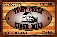 Paint Creek Cider Mill