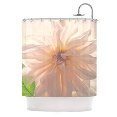 Buy Her Flowers Shower Curtain
