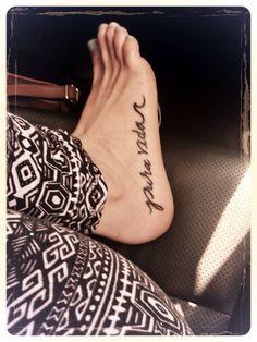 Pura vida tattoo #puravida #foottattoo #waves