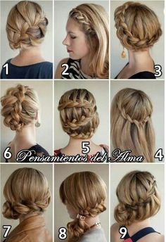 Surprising 1000 Images About Braides On Pinterest Types Of Braids Short Hairstyles For Black Women Fulllsitofus