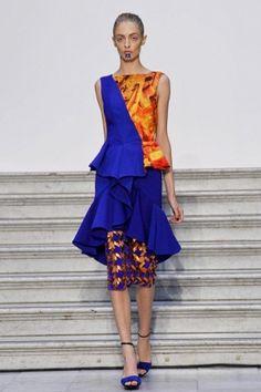 Fyodor Golan S/S 2013 London - the Fashion Spot