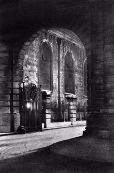 London Night, by John Morrison and Harold Burdekin