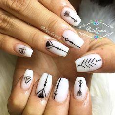 Stylish Nails, Trendy Nails, Rose Nails, Gel Nails, Acryl Nails, Acrylic Nail Tips, Nagellack Design, Minimalist Nails, Perfect Nails