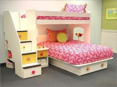Phòng cho những cô công chúa bé nhỏ <3
