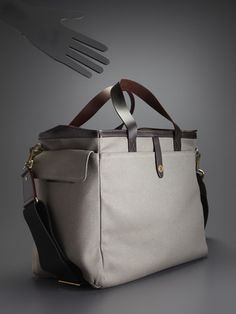 Cargo Carry On: Jack Spade. $189