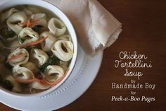Chicken Tortellini S
