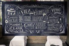 follow the colours ilustração tipografia handlettering Cyla Costa lousa                                                                                                                                                                                 Mais