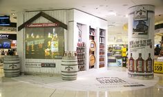 Jim Beam Single Barrel marks global travel retail launch at Auckland Airport   TheMoodieReport.com