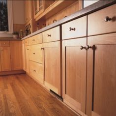 Enhance the natural beauty of interior wood surfaces by applying this excellent Varathane Sunbleached Premium Fast Dry Interior Wood Stain. Staining Cabinets, Wood Kitchen Cabinets, Cabinet Stain, Interior Wood Stain, Stain Furniture, Stain On Pine, Stain Wood, Stained Table, Modern Plant Stand