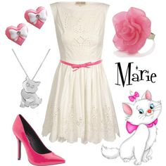Marie, created by alsni on Polyvore