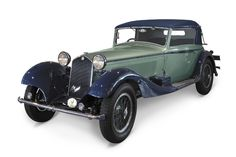 "Alfa Romeo ""6C 1750 GTC"" - 1931. Museo Nicolis classic car collection"