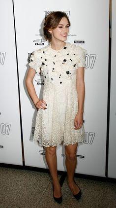 """Keira Knightley - """"Silk"""" TIFF Premiere"""
