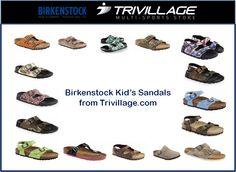 Birkenstock Kid's Sandals from Trivillage.com