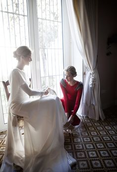 La boda de Almudena en Jeréz © www.eliasills.com