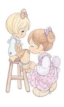 Clip Art Precious Moments Clipart precious moments winter we hope you enjoyed these photo www preciousmoments com blessing mother2 jpg