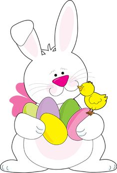 easter clipart | Easter Bunny Clip Art