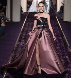 Atelier Versace | Fall 2014 Couture Collection