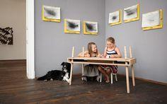 CASPAR_Table adjustable in height – perludi * products – children´s furniture