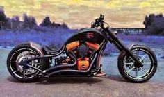 Chopper small front