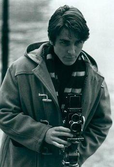 Christian Bale Photoshoot