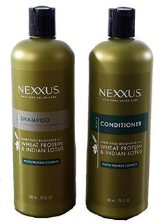 Nexxus Shampoo  Conditioner Sheer Frizz Resistance 25 oz -- Continue to the product at the image link.Note:It is affiliate link to Amazon. #likesreturned