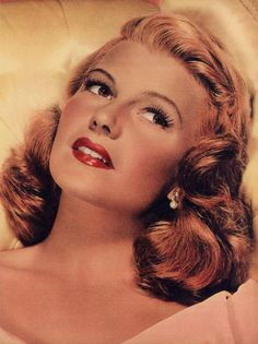 Rita Hayworth sort of looks like Gwenyth Paltrow...