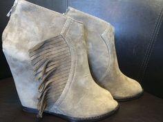 Boots compensées ASH pointure 36