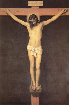 Christ on the Cross - Diego Velazquez - WikiArt.org