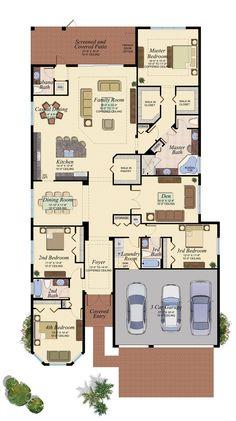 CANARY/603 Floor Plan