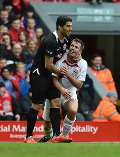 Suarez and Carra