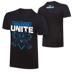 """The Shield """"Hounds Unite"""" Special Edition T-Shirt - WWE US"""