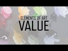 KQED Art School - YouTube....great resource for elements videos!!!