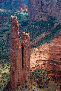 Spider Rock , Canyon de Chelly National Monument, Arizona. Wonderful* From +Leisure Escapes on Google+