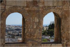 Through ancient walls