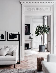 According to Vogue Living vogue living this might be the most beautiful French apartment in the world. - seen at Vogue Living - Petite Lily Interiors French Apartment, Parisian Apartment, Apartment Living, Apartment Design, Paris Apartment Interiors, Paris Apartments, Dream Apartment, Apartment Therapy, Interior Design Inspiration