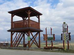 Rozhľadňa pri Bystričke